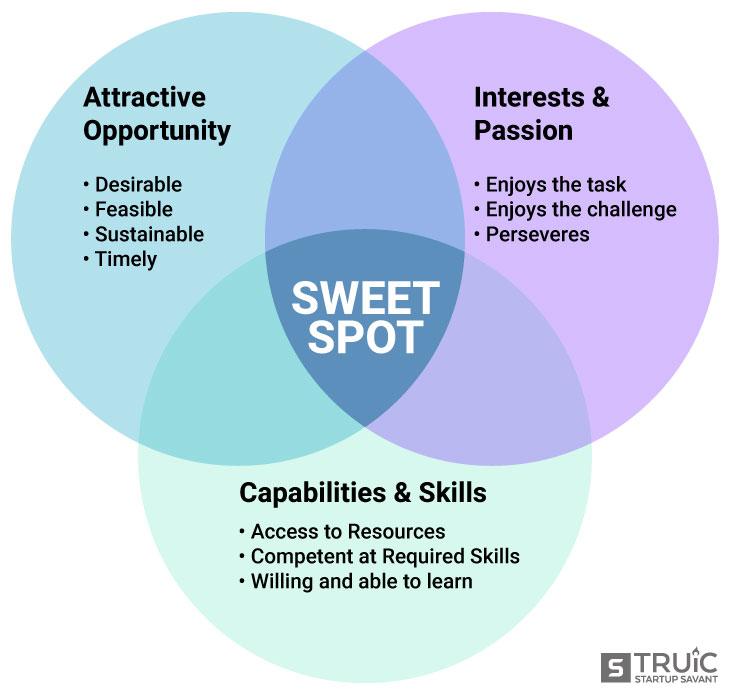 Startup Ideas diagram.