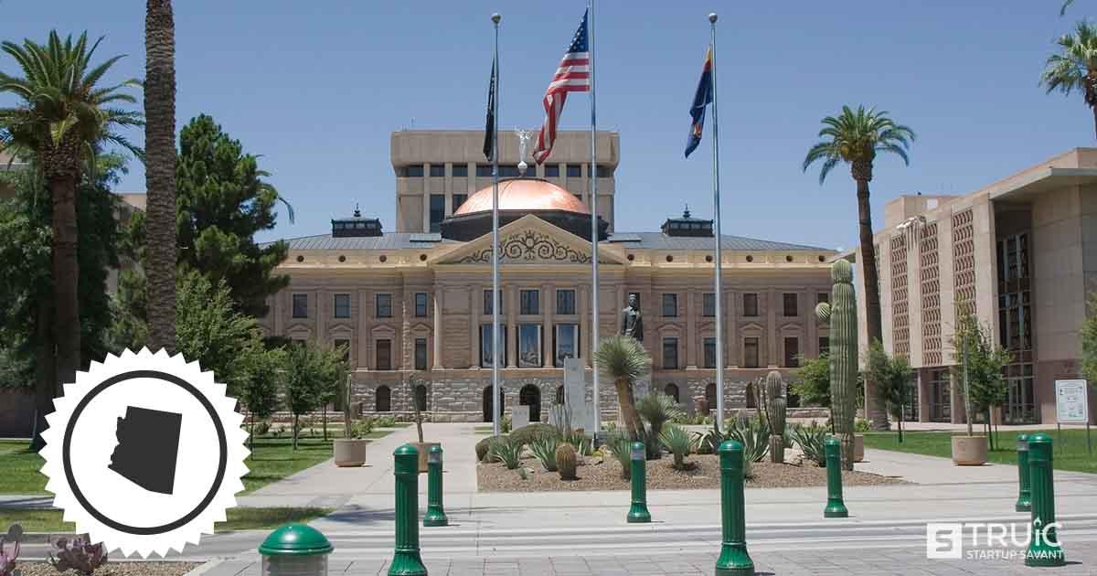 Capitol building in Arizona.