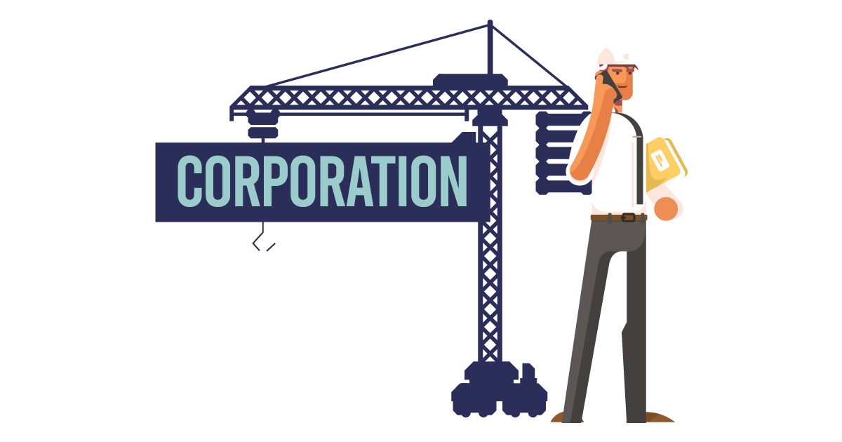 Image of a man forming a corporation in Hawaii