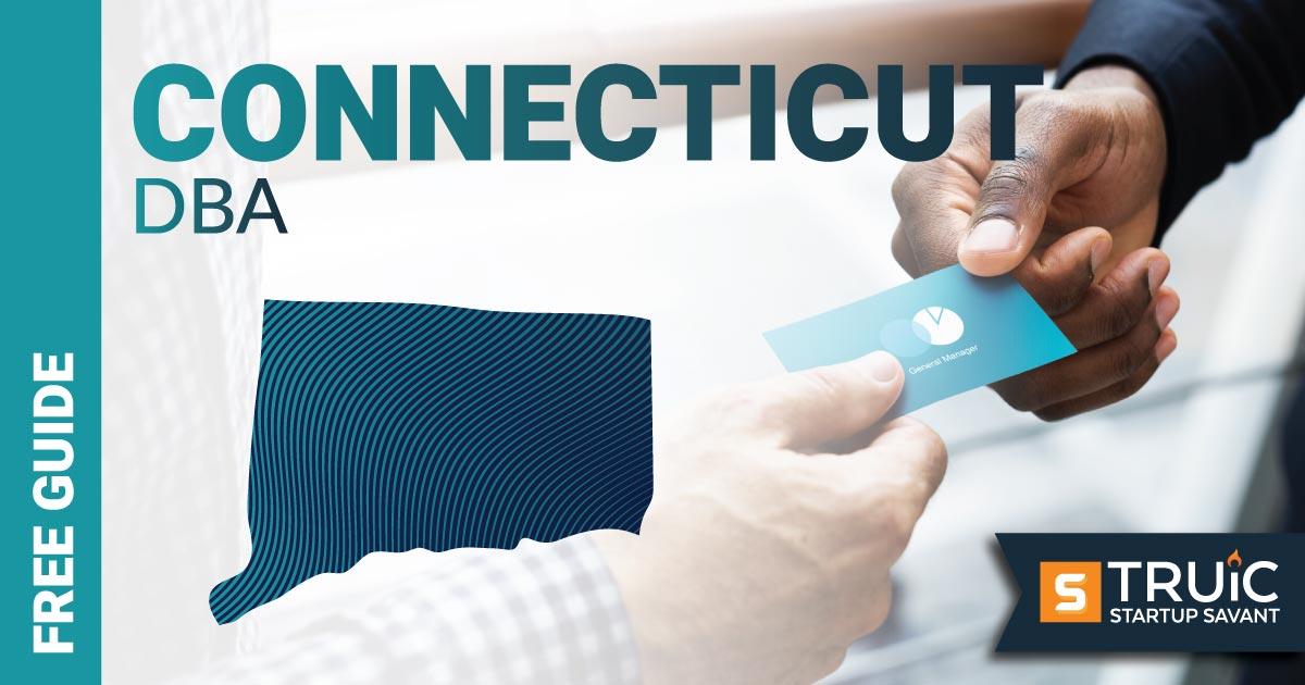Image of a man looking up how to file a D B A in Connecticut