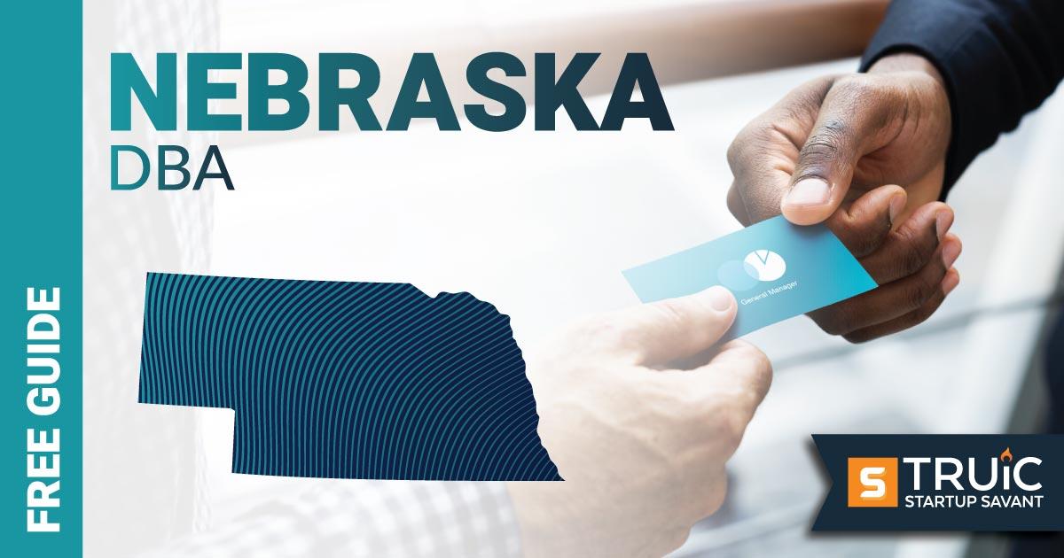 Image of a man looking up how to file a D B A online.