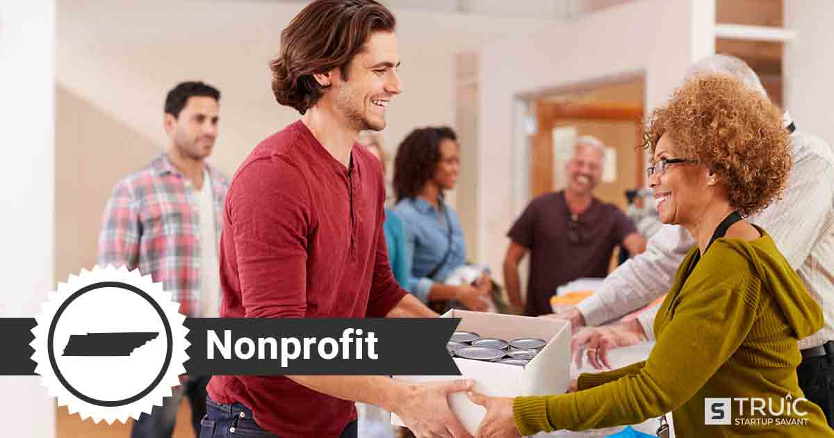 Two people forming a nonprofit in Tennessee