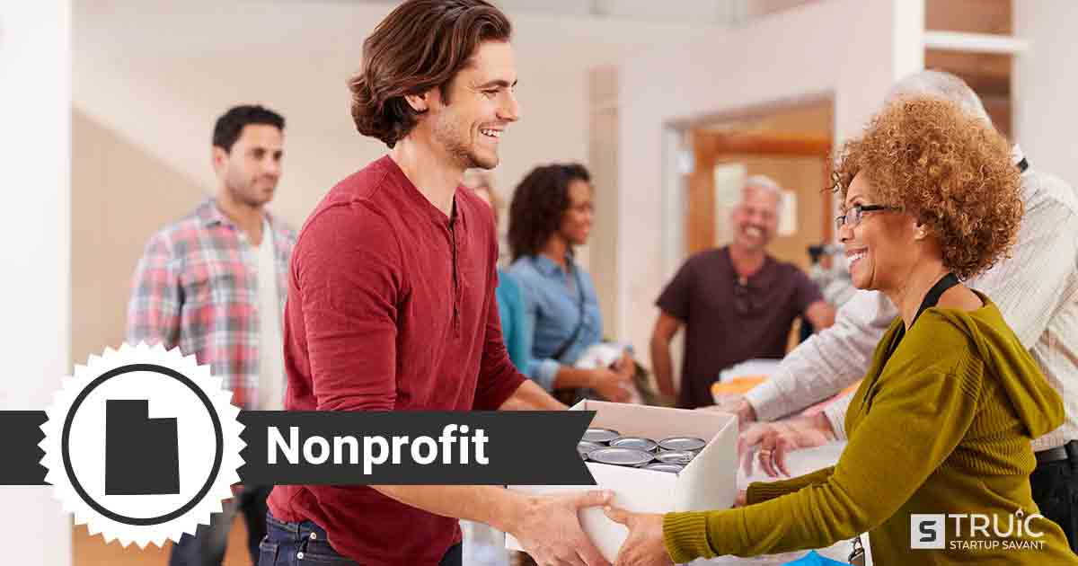 Two people forming a nonprofit in Utah