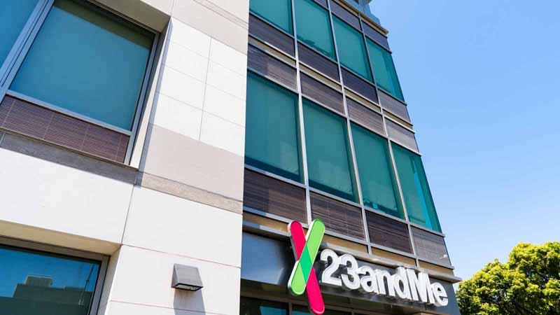 23andMe headquarters.