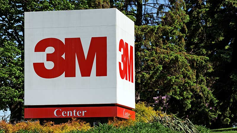 3M world headquarters in Minnesota.