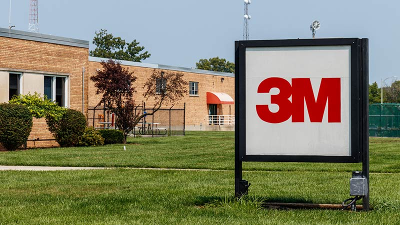 3M manufacturing facility.