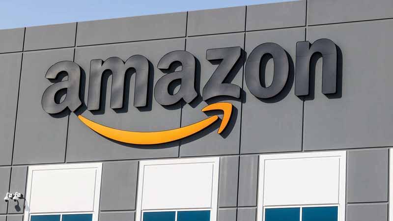 Amazon Fulfillment Center.
