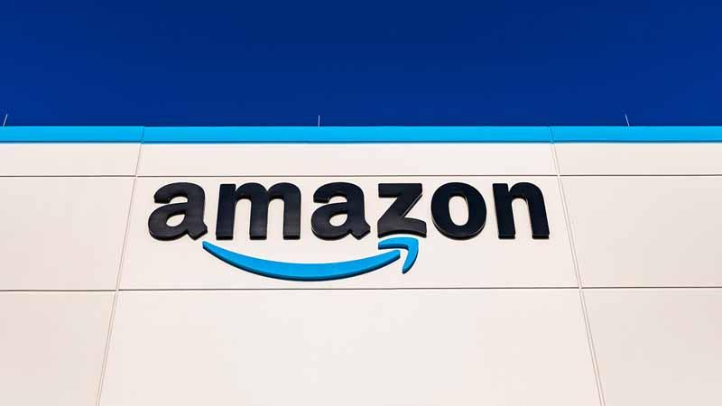 Amazon fulfillment center in Nevada.