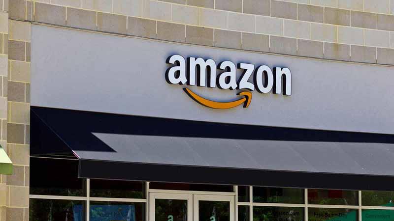 Amazon offices.