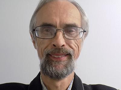 Headshot for author Scott S. Smith