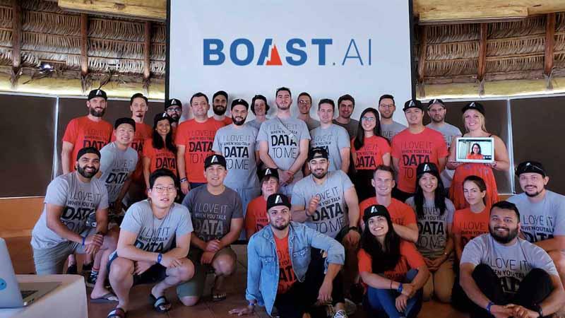 Boast.AI team.