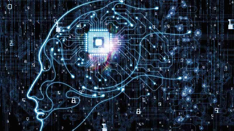 Neural implant concept.