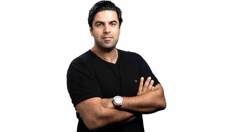 Sachin Dev Duggal, CEO & Co-Founder of Builder.ai.