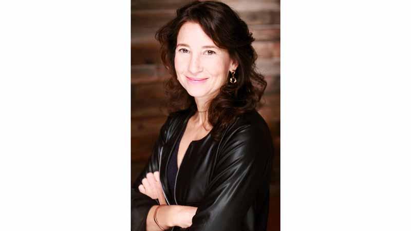 HiBnb founder Elizabeth Becker.