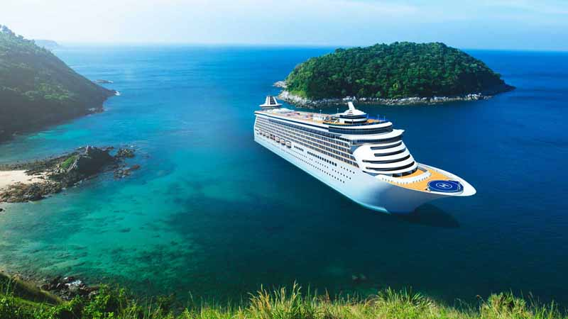 Cruise Ships Prepare to Sail Again