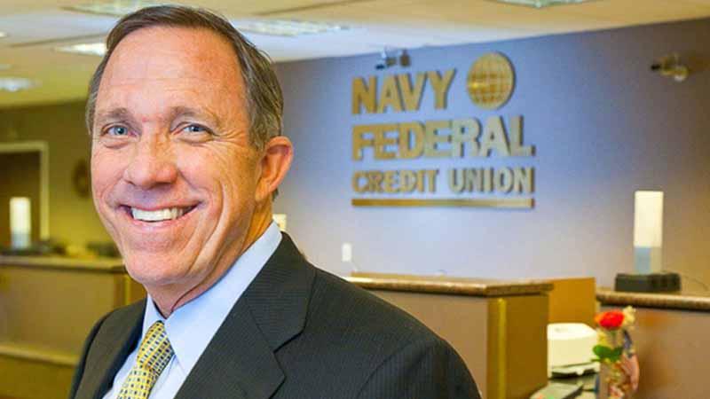 Cutler Dawson of Navy Federal Credit Union.