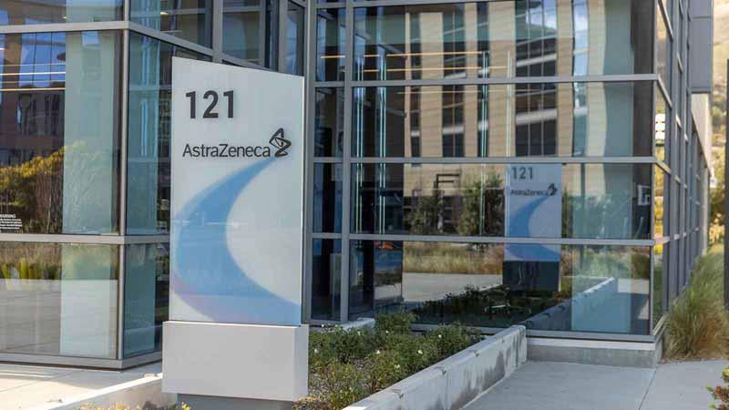 AstraZeneca office in San Francisco.