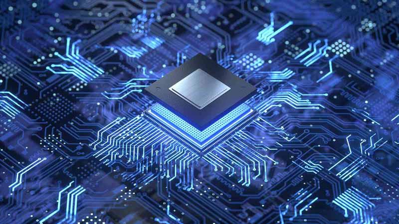 CPU concept.