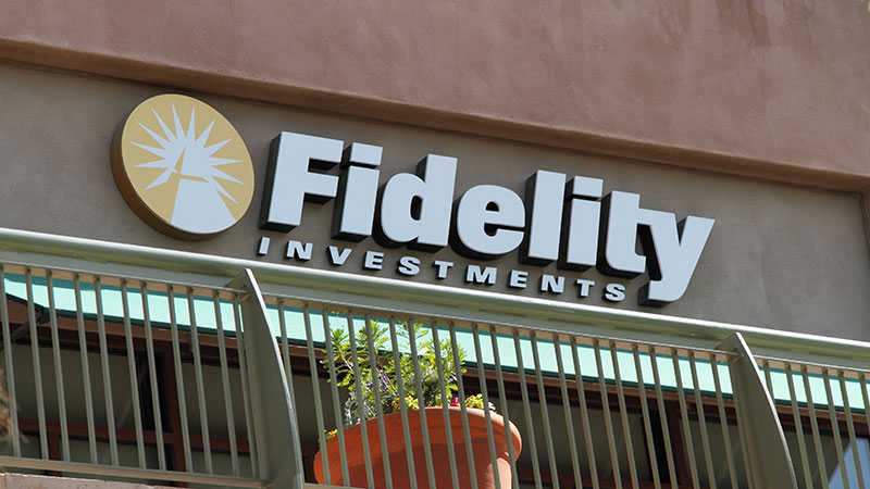 A Fidelity Investments office.