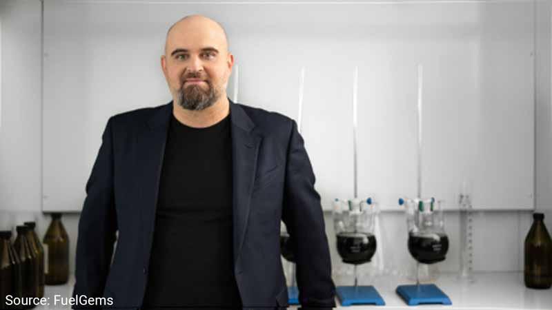 FuelGems CEO Kirill Gichunts.
