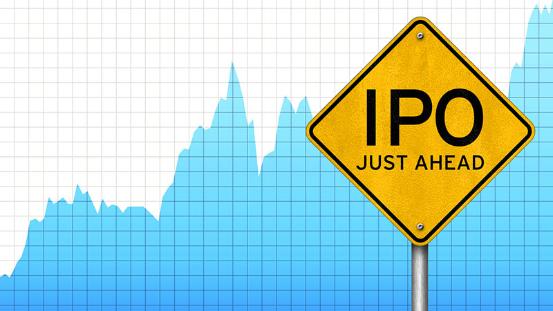 """Street sign that says, """"IPO just ahead."""""""