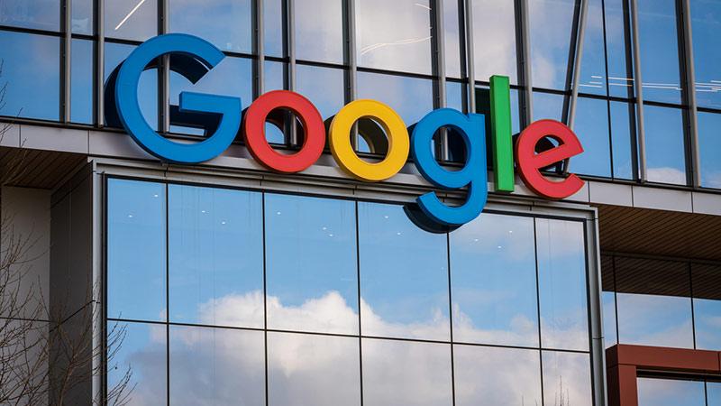Google building.