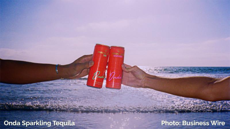 Onda Sparkling Tequila.