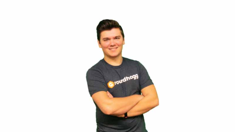 Groundhogg founder and lead developer Adrian Tobey.
