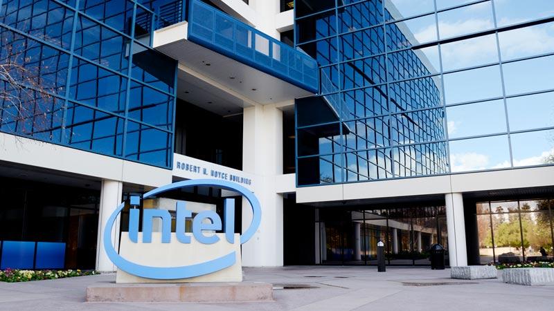 Intel headquarters.