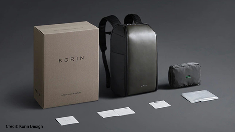 Korin design products.