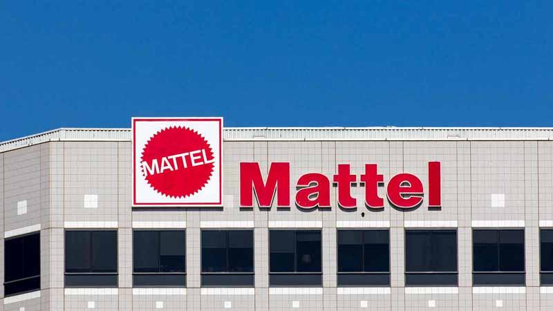 Mattel corporate headquarters.
