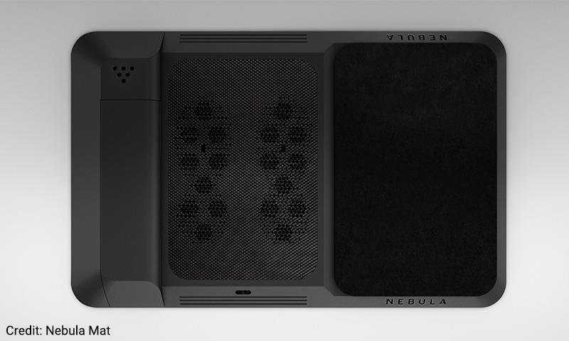 Nebula Mat product photo.