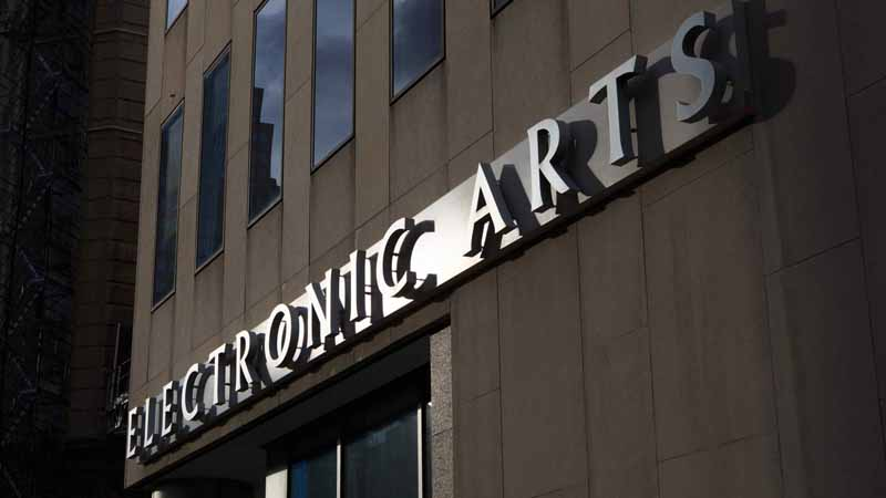 Electronic Arts office in Montreal.