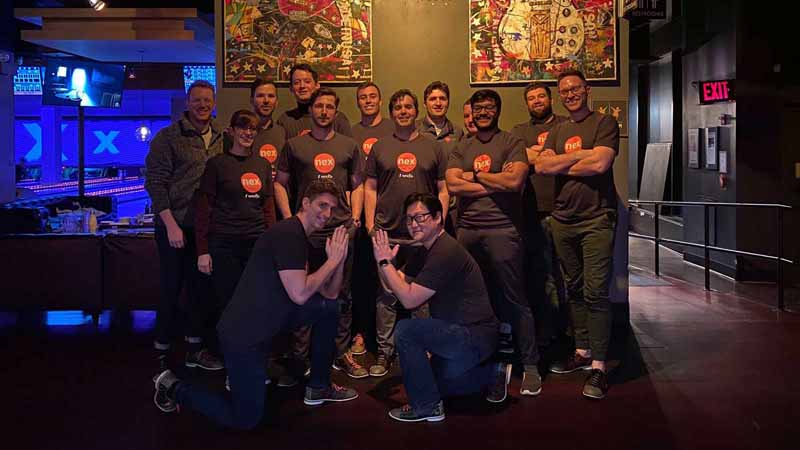 The NexHealth team.