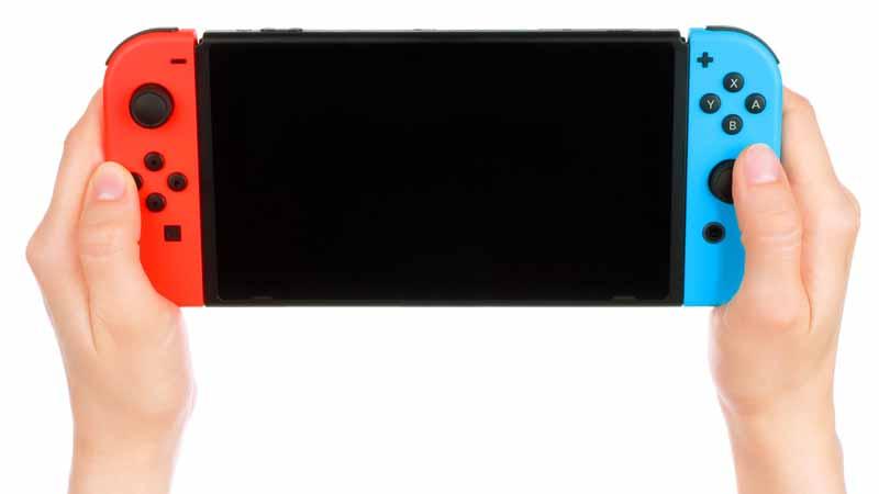 A Nintendo Switch.