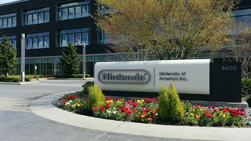 Nintendo of headquarters.