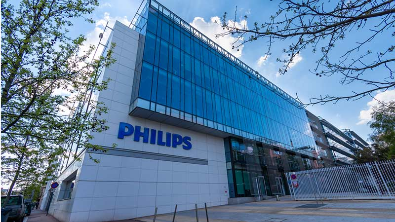 Philips French headquarters.