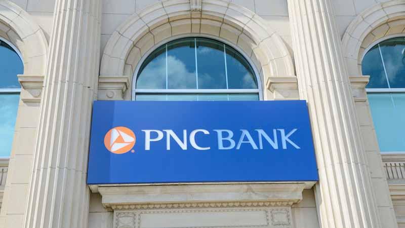 PNC Bank building.