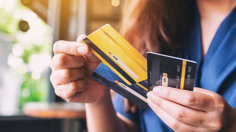 The 5 Most Popular Credit Cards of 2020
