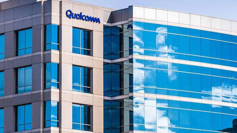 Qualcomm corporate headquarters.
