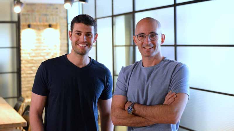 Run:AI Co-founders Omri Geller and Dr. Ronen Dar