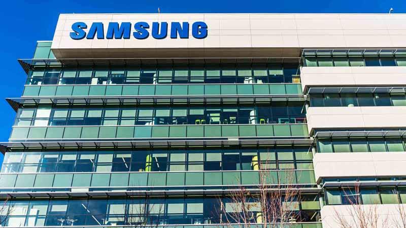 Samsung Research America Silicon Valley campus.