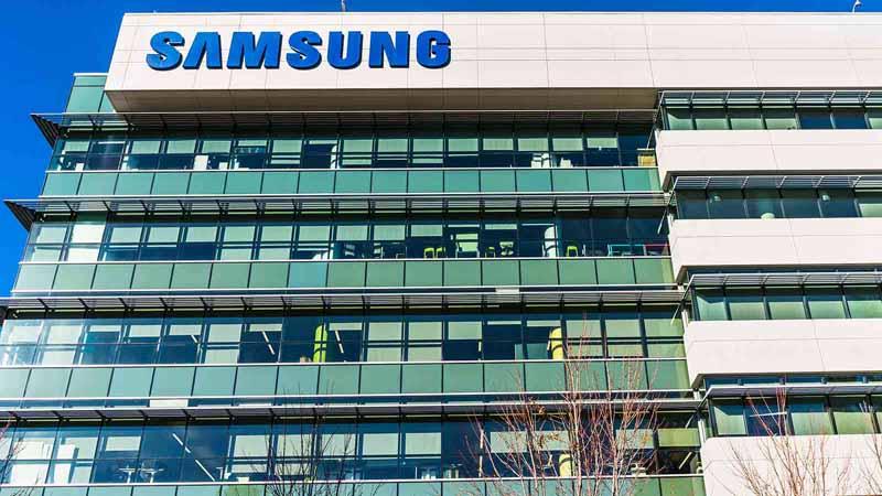 Samsung Research America campus.