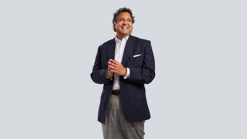 Exo Co-Founder and CEO Sandeep Akkaraju.