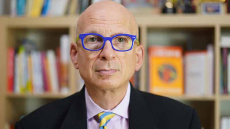 Author Seth Godin Invites You to Dance With Fear and Bad Ideas