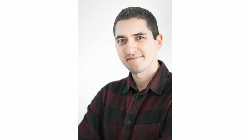 Thankbox Founder Valentin Hinov.
