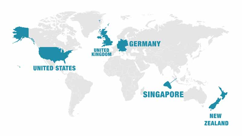 The Top 5 Countries for Successful Startups in 2020