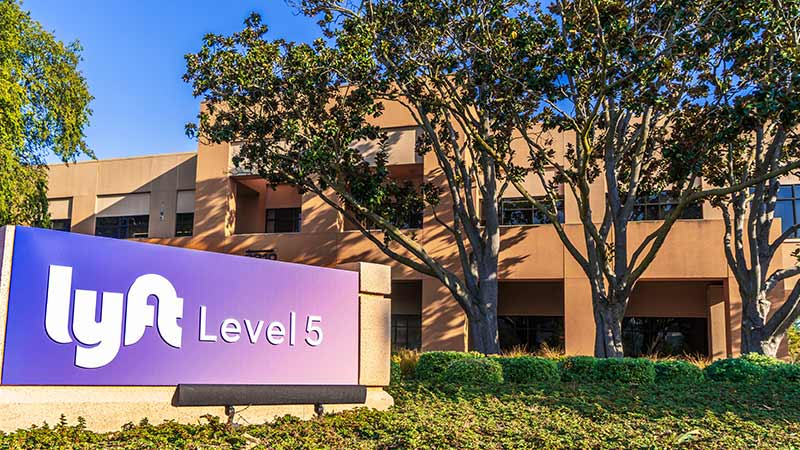 Lyft Level 5 headquarters in Silicon Valley.