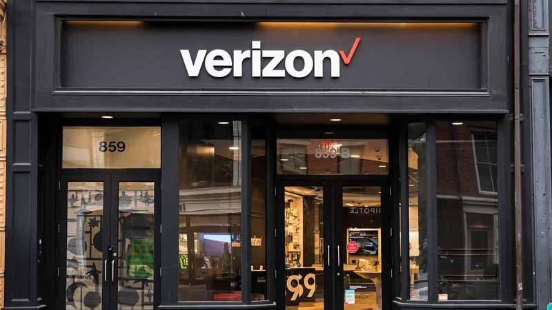 Verizon building in New York City.