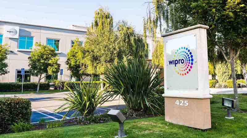 Wipro offices in Silicon Valley.